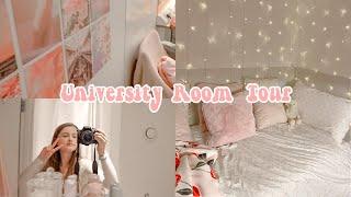 University Halls Room Tour ♡