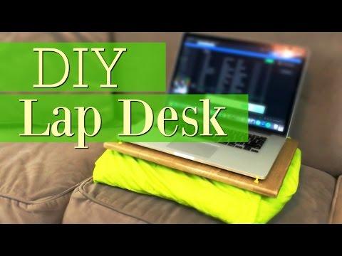 D.I.Y. Lap Desk