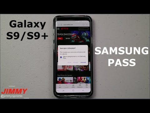 How To Use Samsung Pass (Setup & Tutorial)