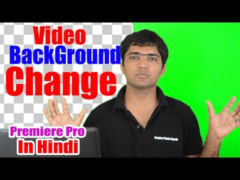 #EP - 43 How to change Video Backgorund