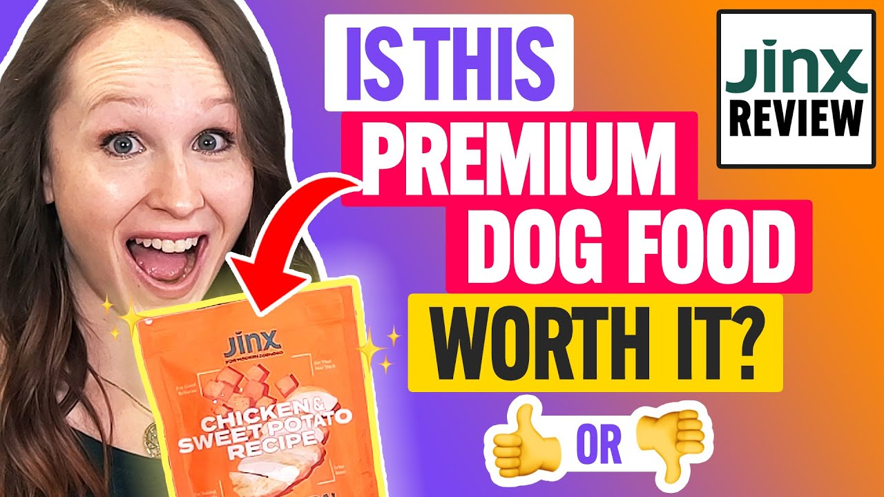 🐕 Jinx Dog Food Review:  Does My Dog Like This Drool-Worthy Kibble & Treats?