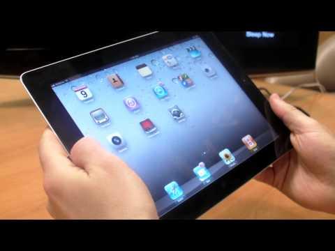iPad 2 Airplay Over iTV