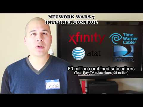 Net Neutrality Explained - Google Fiber & Project Fi - The integrated internet - NETWORK WARS 7