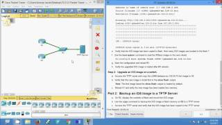 10 3 3 5 - 9 1 2 5 Packet Tracer - Using a TFTP Server to