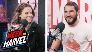 Johnny Gargano & Candice LeRae Create Marvel Survivor Series Teams! | This Week in Marvel