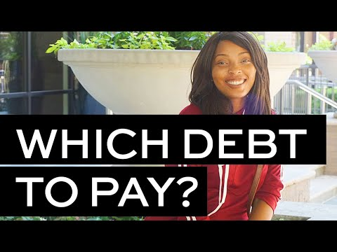 Pay off debt: Which credit card should I pay off first?