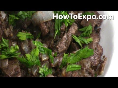 Lambs Liver Recipe Lamb Liver Saute Popular In Africa