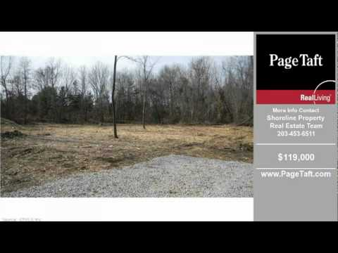 Land For Sale Madison CT 3.210-Acres $119000 Madison CT