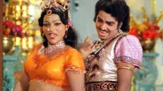 Jaganmohini Songs - Kadatava Jodi - Jayamalini, Narasimha Raju - HD