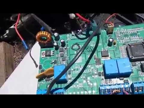 Mule Gate Opener Control Panel Repair Assessment - Is It Worth Repairing