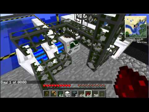 Minecraft: Technic pack - How to build the perfect quarry