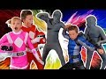 Download Paxton Gets Power Rangers Beast Morphers Toys! MP3,3GP,MP4