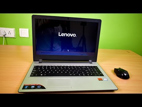 Lenovo Ideapad 110 Bios Setup / Boot Menu Key & How to Install Windows 10 from USB Drive