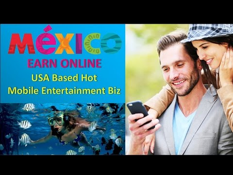 HELP US WITH MEXICO LAUNCH WITH USA INNOVATION COMPANY 00839