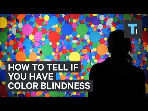 How to tell if you have color blindness