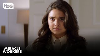 Download Miracle Workers: Heaven's Dress Code | TBS Video
