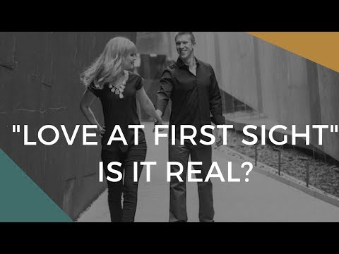 'Love At First Sight' Is It Real? Attract Your Mate Series