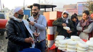 Download بامداد خوش - خیابان - دیدار سمیر صدیقی از جاده نادر پشتون شهر کابل Video