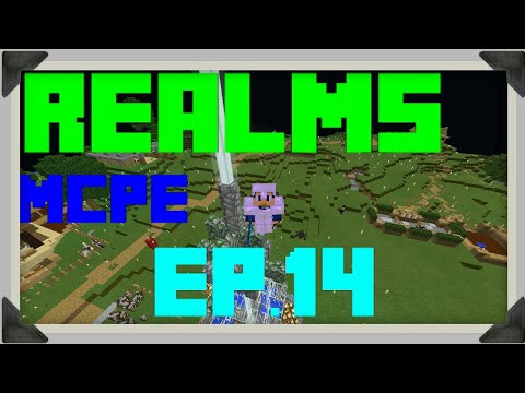 MCPE Realms S2| Join Me!!! #14(Closed)