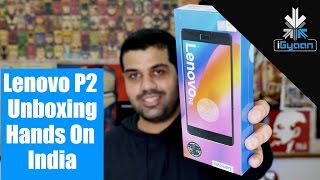 Lenovo P2 Review After Android Oreo 8 1 Update ||Volte