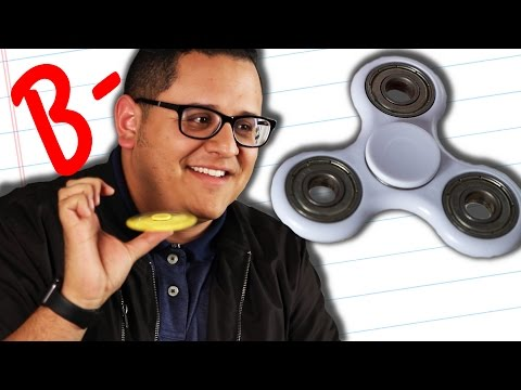 Teachers Play With Fidget Spinners For The First Time