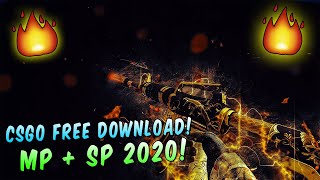 how to download cs go multiplayer for free