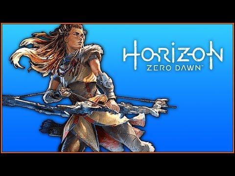 Horizon Zero Dawn Funny Moments!   Free Roam Fun, Finding Brom & Hunting Scrappers!