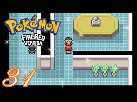 Pokemon FireRed Complete Walkthrough - Part 31: Team Rocket Boss 2 (Silph Co.) (HD 1080p)