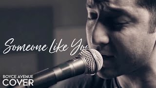 Someone Like You  Adele Boyce Avenue Acoustic Cover On Spotify  Apple