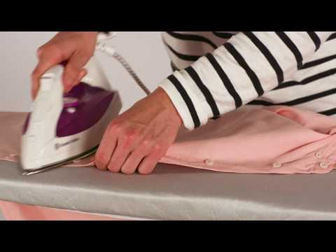 How to iron everything