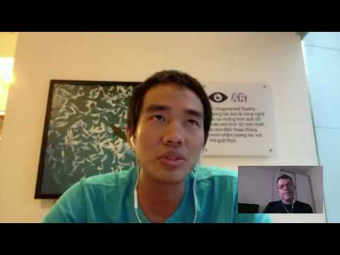 CMOS #13: Trung Đinh Quang on GitHub Explorer and building a web site that looks like Windows 7