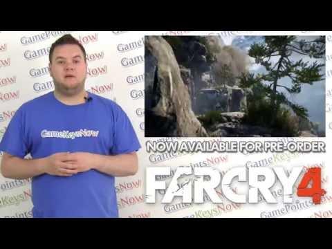 Pre-Order Far Cry 4 At GameKeysNow.com
