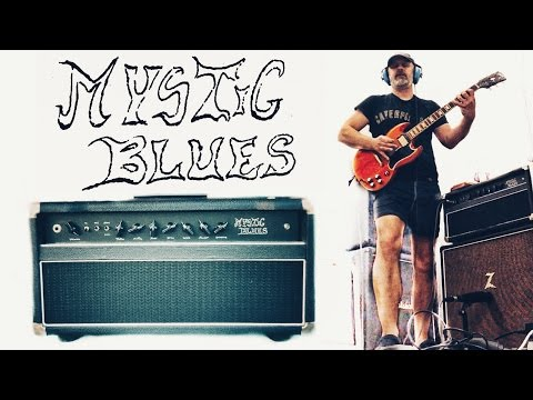 The Swedish DUMBLE! - Mystic Blues by Cougar
