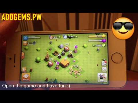 clash of clans hack - clash of clans hack - free clash of clans gem hack - android & ios 2017