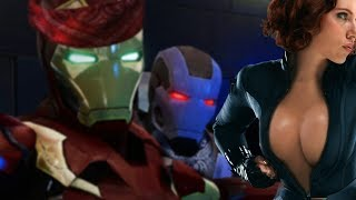 Avengers in the HOOD 2 (Feat. Berleezy, ItsReal85, KmooretheGOAT, KassanTV, HoodgamingTV)