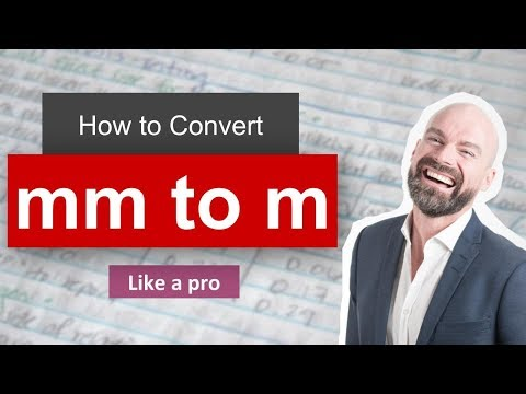 ✅ Convert Milimeter to Meter (mm to m) - Example and Formula