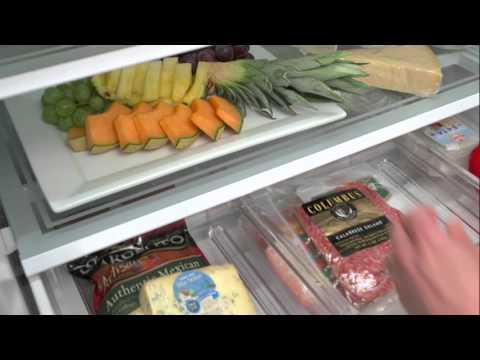 Sub-Zero Integrated Refrigeration