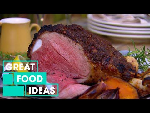 Fast Ed's Amazing Lamb Leg Roast Recipe | Food | Great Home Ideas