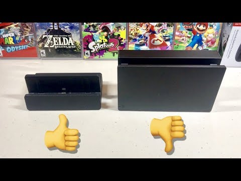 BEST NINTENDO SWITCH DOCK FOR TRAVEL! Insignia Nintendo Switch Dock Kit REVIEW!