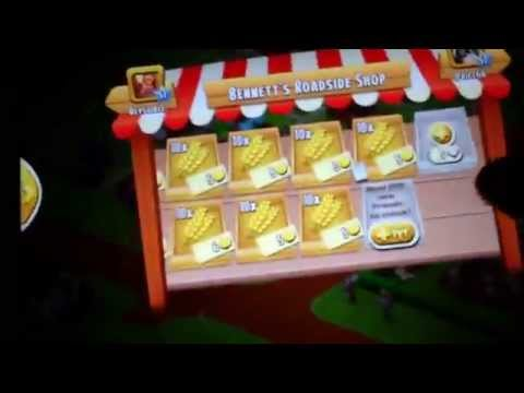 How to get free duct tape, planks, screws, nails, axes, saws, diamonds, land deeds in Hay Day