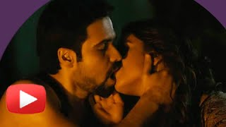 Emraan Hashmi  Humaima Malik Hot KISS | Raja Natwarlal | Movie Wrap Up