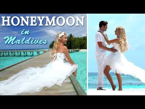 MY HONEYMOON in Maldives 💍💍💍 Lilith Moon