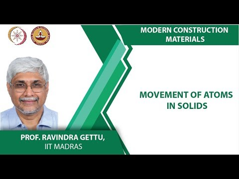 Movement of Atoms in Solids