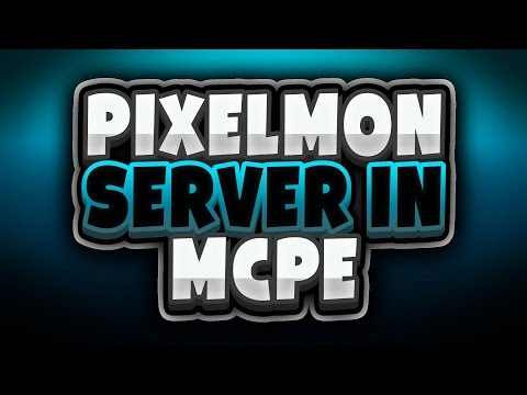Pixelmon Server in MCPE? [Minecraft PE PvP]