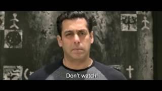 Dhyanimani Dialogue Promo 3 | Salman Khan