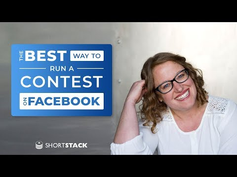 The Best Way to Run a Facebook Contest