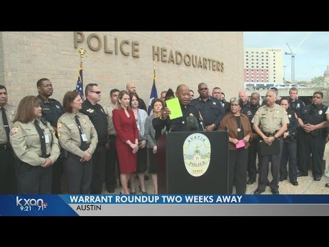 Thousands of arrest warrants about to be issued