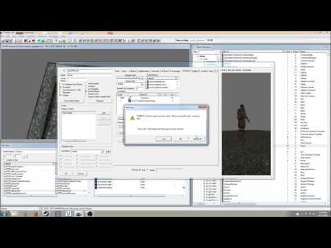 Skyrim Creation Kit Tutorials - Creating a Basic Ghost Follower
