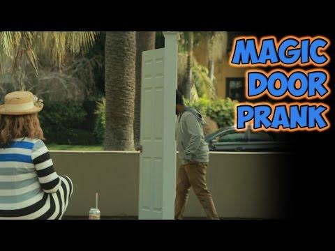 Magic Door Prank