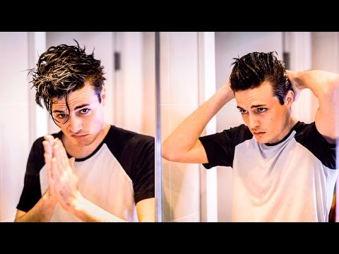 Mens Healthy Hair | The REAL/BEST Way to Clean Your Hair | 2017